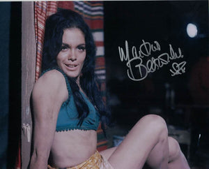 MARTINE BESWICK  - Zora in From Russia With Love