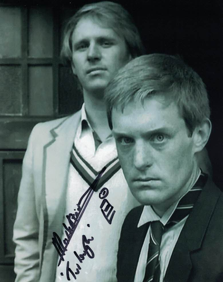 MARK STRICKSON - Turlough in Doctor Who