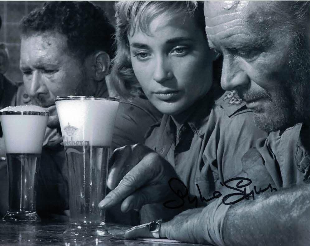 SYLVIA SYMS - Diana Murdoch in Ice Cold In Alex