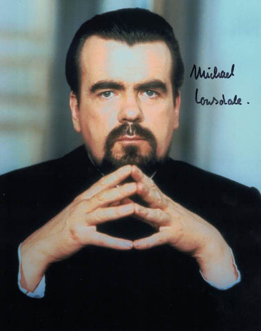 MICHAEL LONSDALE - Drax in Moonraker