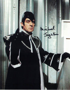 MICHAEL JAYSTON - The Valeyard in Doctor Who