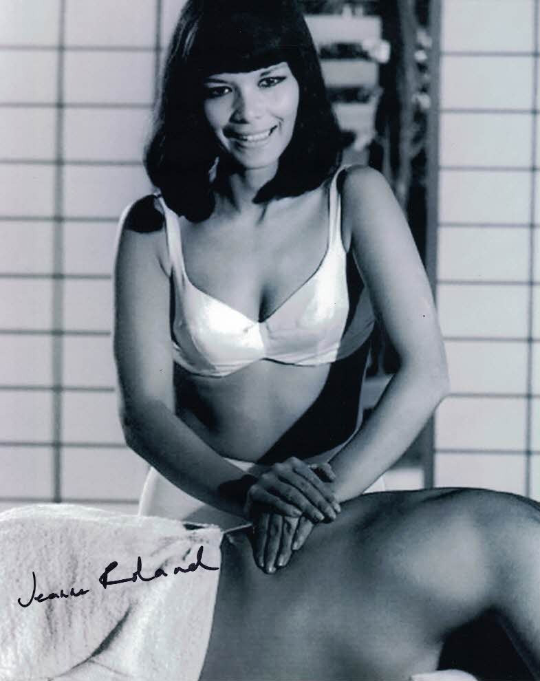JEANNE ROLAND - Masseuse in You Only Live Twice