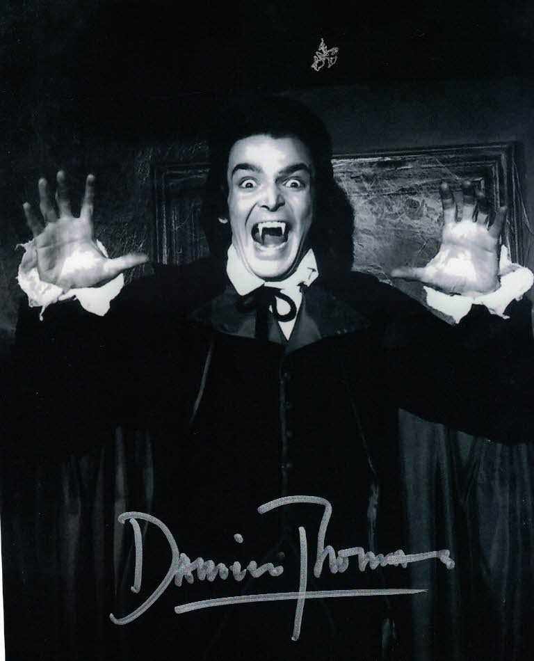 DAMIEN THOMAS - Twins of Evil