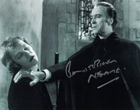 CHRISTOPHER NEAME - Dracula AD 1972