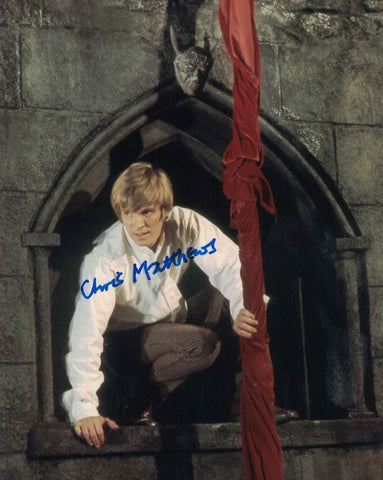 CHRIS MATTHEWS - Scars of Dracula