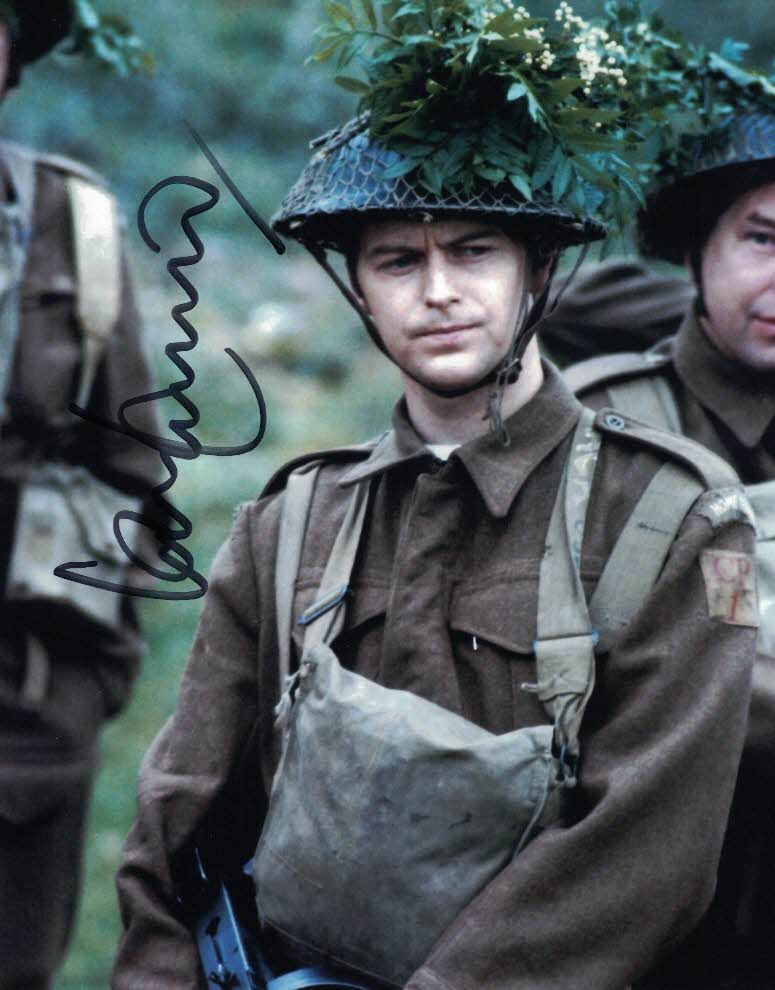 IAN LAVENDER - Private Pike in Dad's Army