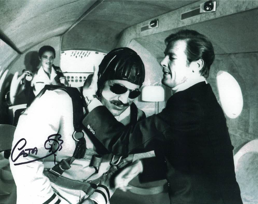 JEAN PIERRE CASTALDI - Private Jet Pilot from Moonraker