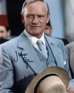 JULIAN GLOVER - Walter Donovan - Indiana Jones & The Last Crusade