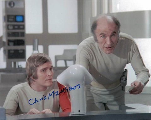 CHRIS MATTHEWS - Space 1999  *** LIMITED AVAILABILITY****