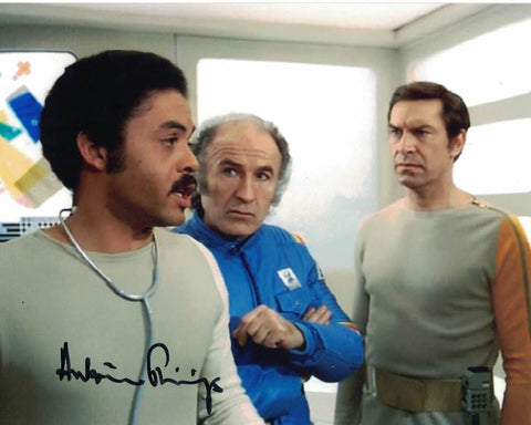 ANTON PHILLIPS - Bob Matthias in Space 1999