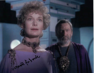 ANNIE FIRBANK as Consul Varda in Space 1999