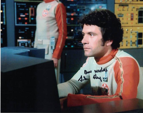 JOHN HUG Bill Fraser  in Space 1999