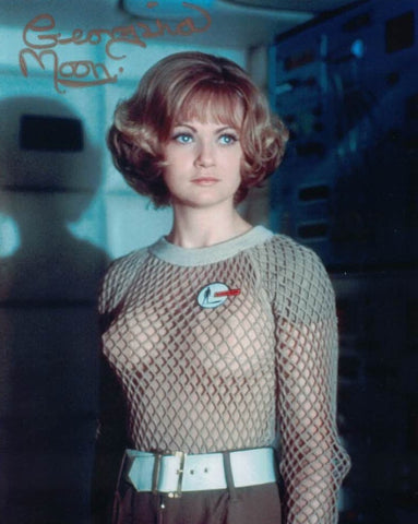 GEORGINA MOON - Sylvia Howell in UFO