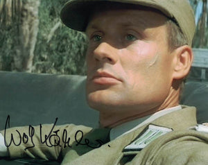 WOLF KAHLER - Dietrich in Raiders of The Lost Ark