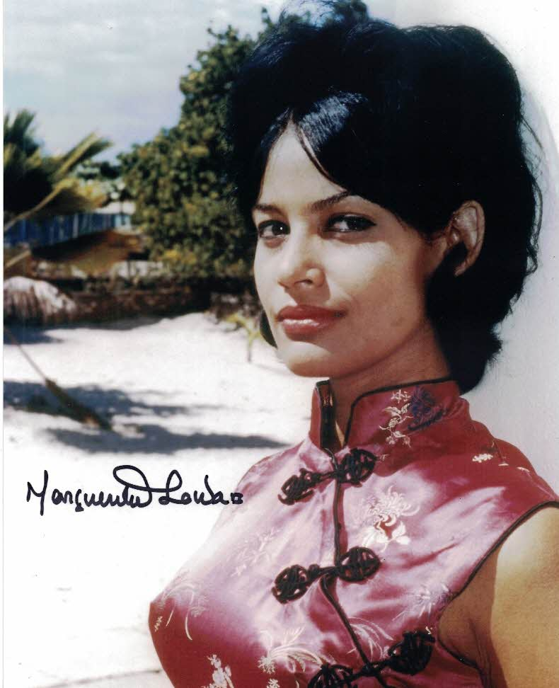 MARGUERITE LeWARS - Annabel Chung in Dr No