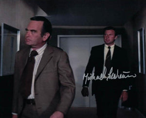 MICHAEL STEVENS - CIA agent in Diamonds Are Forever