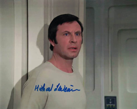 MICHAEL STEVENS - Main Mission Operative  in Space 1999