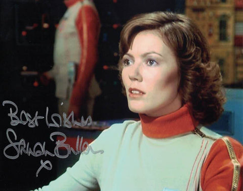 SARAH BULLEN - Operative Kate in Space 1999