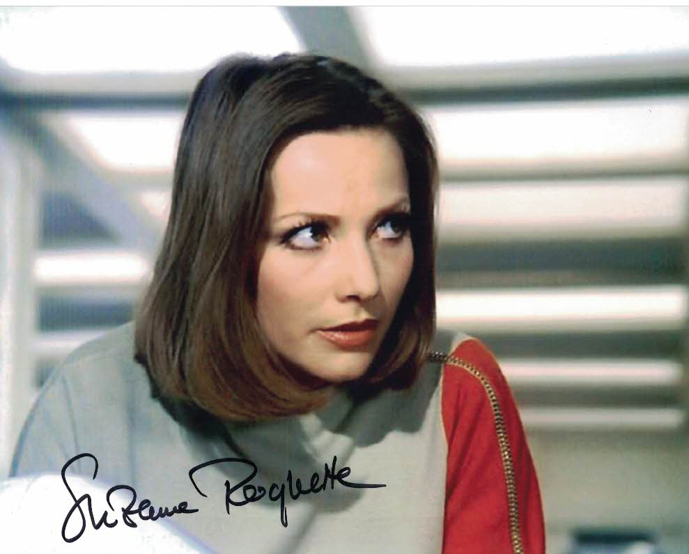 SUZANNE ROQUETTE - Tanya Alexandr in Space 1999