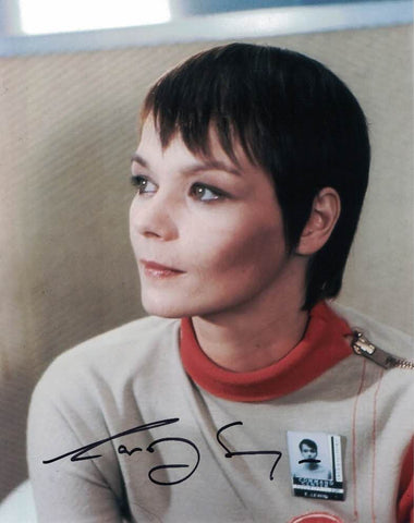 CAROLYN SEYMOUR - Eva Lewis in Space 1999