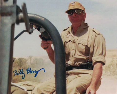 BILLY HORRIGAN - Gobler's Gunner - Raiders of the Lost Ark