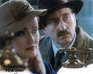 PAULINE MORAN - Miss Lemon in Poirot