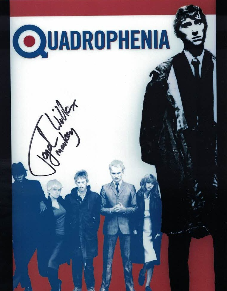 TOYAH WILLCOX - Monkey in Quadrophenia