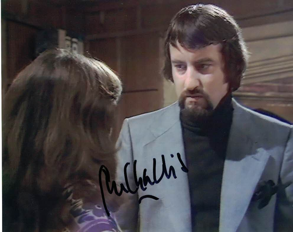 JOHN CHALLIS - Scorby in Doctor Who