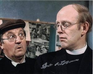 FRANK WILLIAMS - The Rev Timothy Farthing in Dad's Army