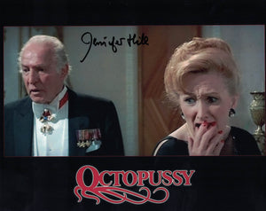 JENNIFER HILL - The Ambassadors Wife - Octopussy