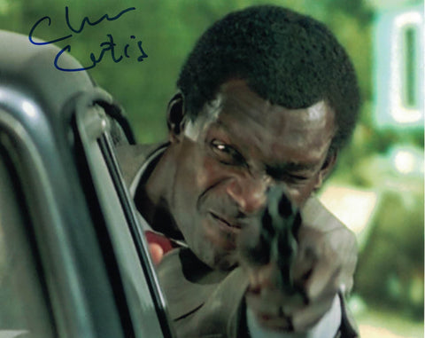 CLIVE CURTIS - Gonzalez in For Your Eyes Only hand signed 10 x 8 photo
