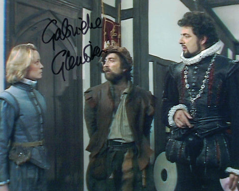 GABRIELLE GLAISTER - Bob in Blackadder
