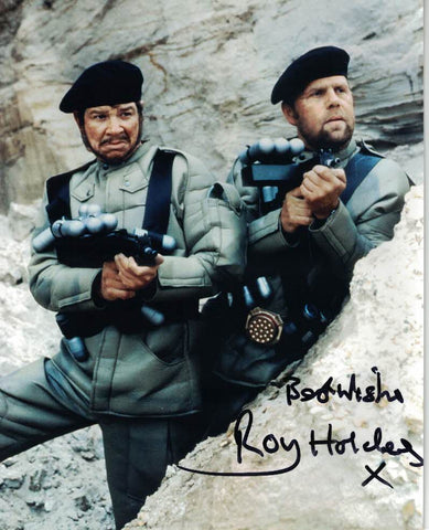 ROY HOLDER as Krelper in Doctor Who Caves of Androzani