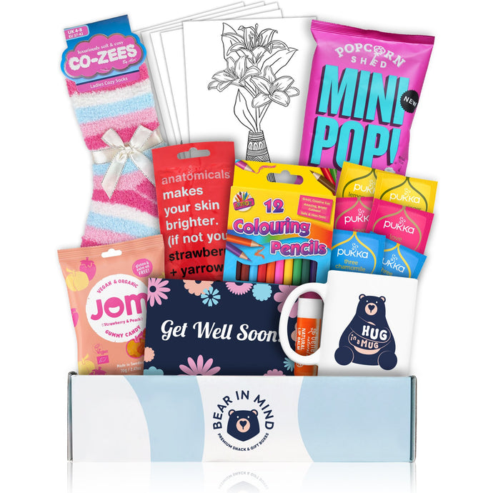 Get Well Soon Hamper - Care Package for Her