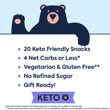 Load image into Gallery viewer, Deluxe Keto Hamper (20 Snack)