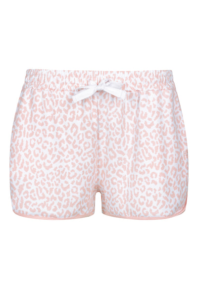 Leopard Runner Shorts