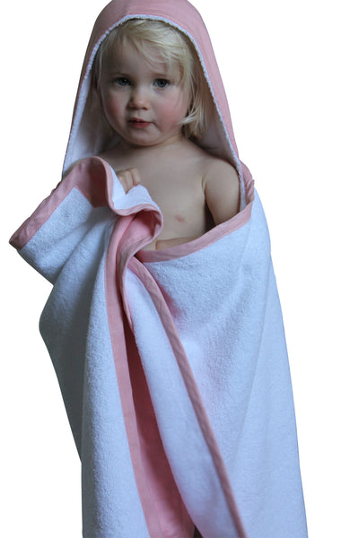 Linen Hooded Towel