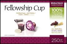 Fellowship Cups 250 Ct
