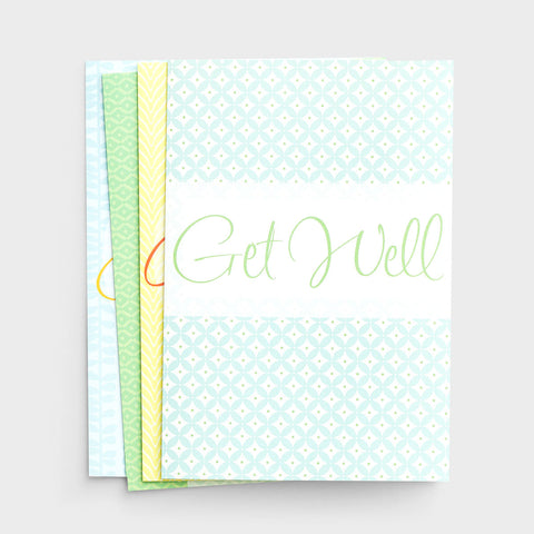BXCD Get Well Large Print