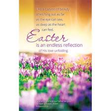 BLTN Easter an Endless Reflection