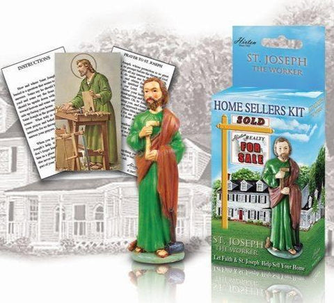 St Joseph Homeseller Kit