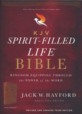 KJV Spirit-Filled Life Bible