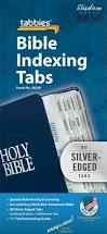 Bible Tabs O&N Testament Silver