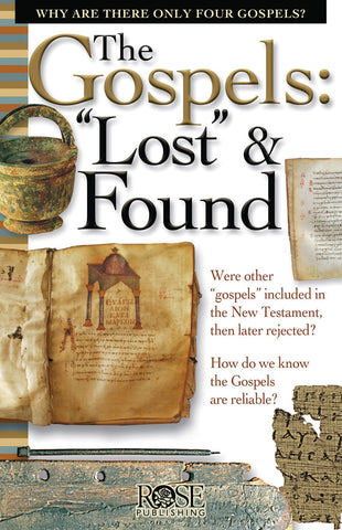 Gospels Lost and Found Pamphlet