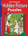 New Testament Hidden Picture Puzzl