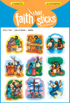 Sticker-life of Christ Stickers
