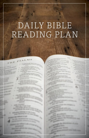 Tr-daily Bible Reading Plan