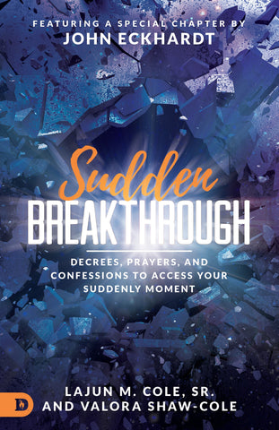Sudden Breakthrough : Decrees Pray