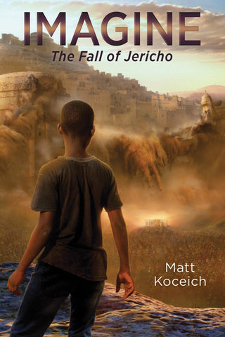 Imagine the Fall of Jericho