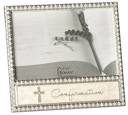 Photo Frame-confirmation Cross